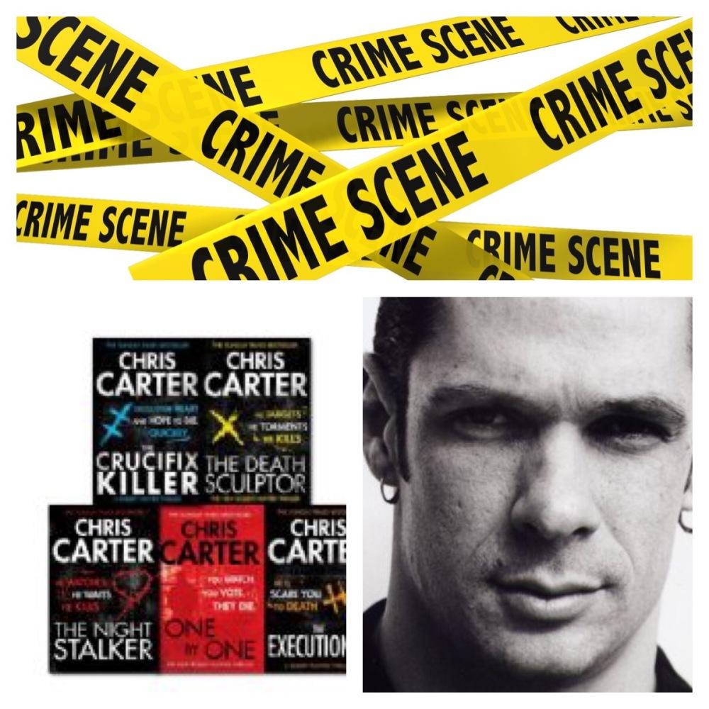 Chris Carter- Author Q&A