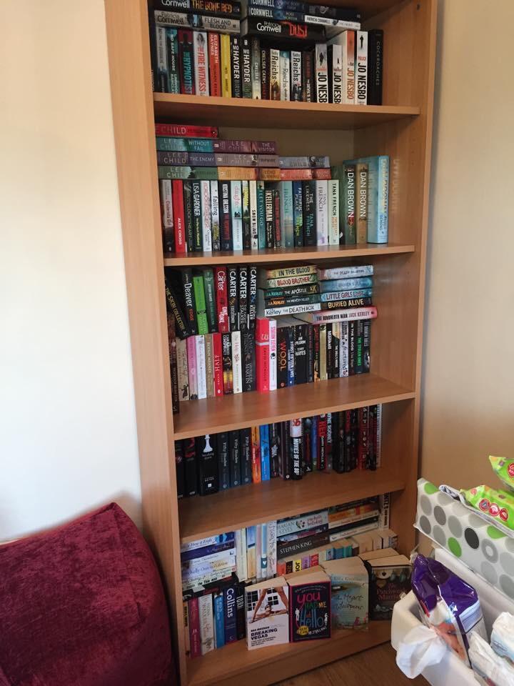 How do you shelve your books?! (1/2)