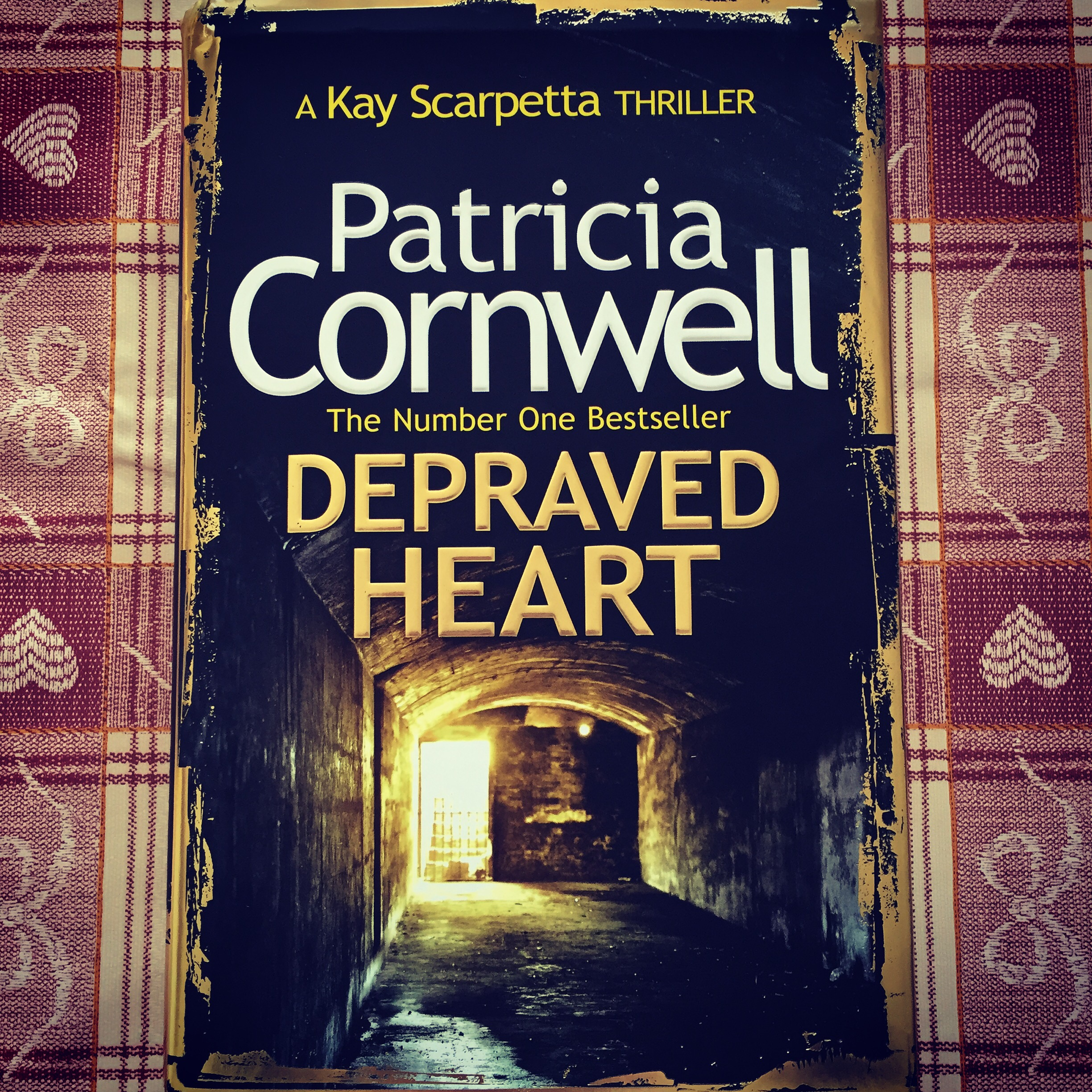 Depraved Heart by Patricia Cornwell ***BLOG TOUR