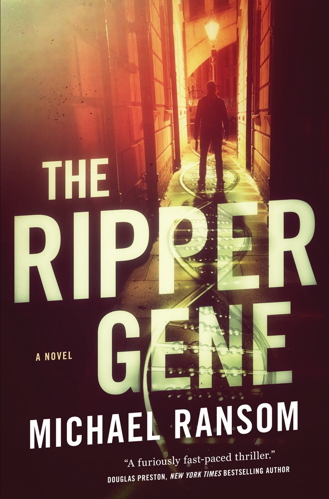 ***Blog Tour*** The Ripper Gene by Michael Ransom