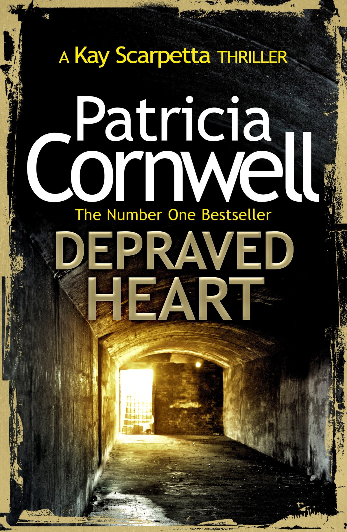 Depraved Heart by Patricia Cornwell ***BLOG TOUR***