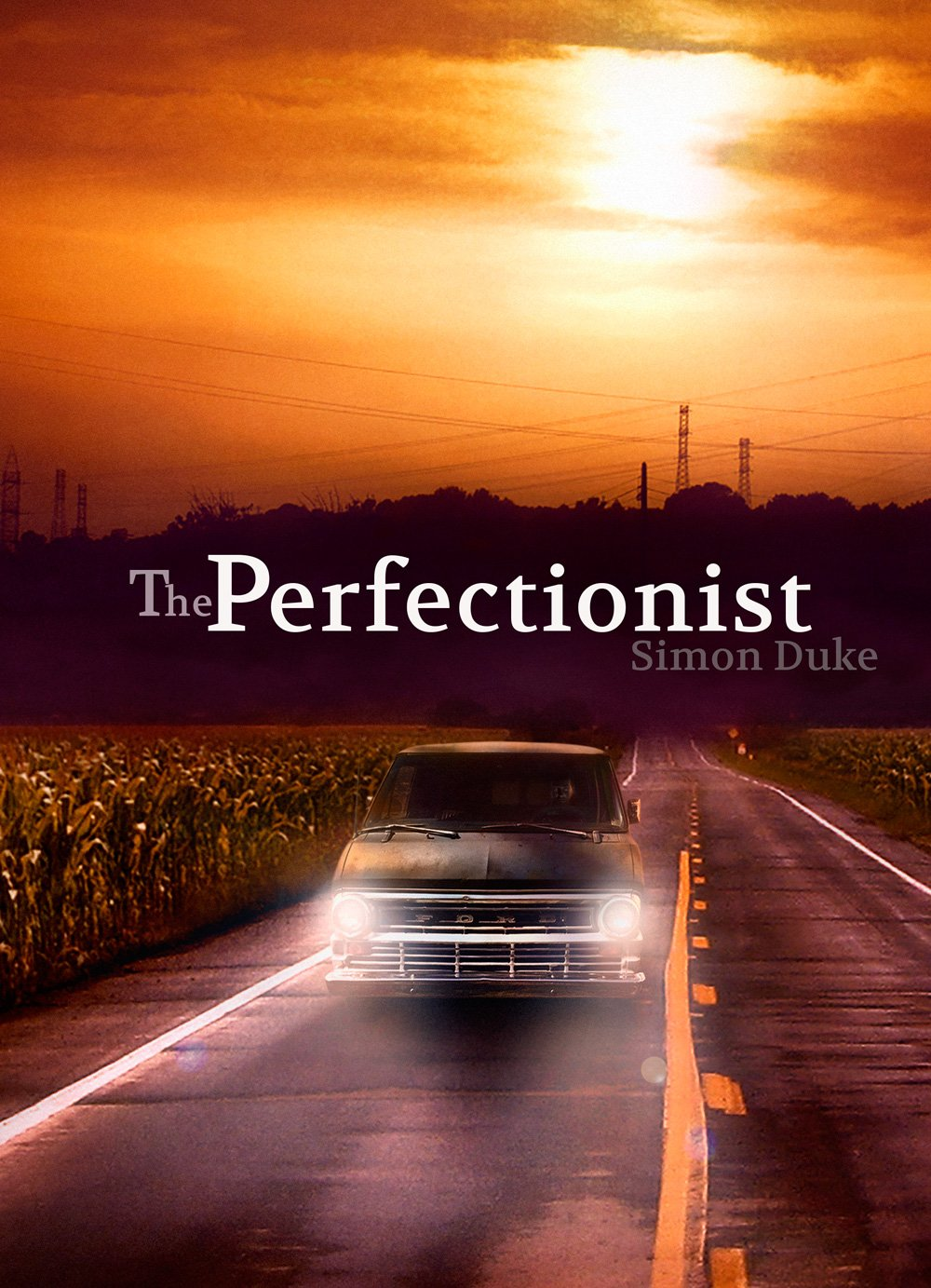 The Perfectionist by Simon Duke