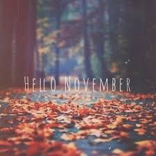 Hello November- TBR books for thismonth…