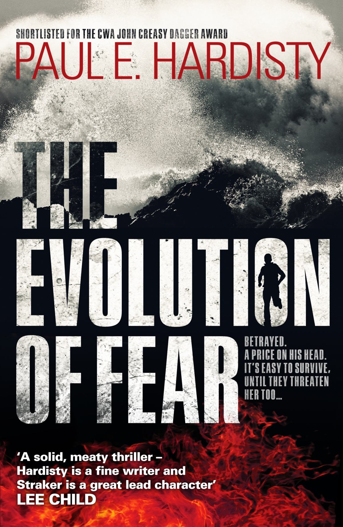 The Evolution Of Fear by Paul E. Hardisty Blog Tour