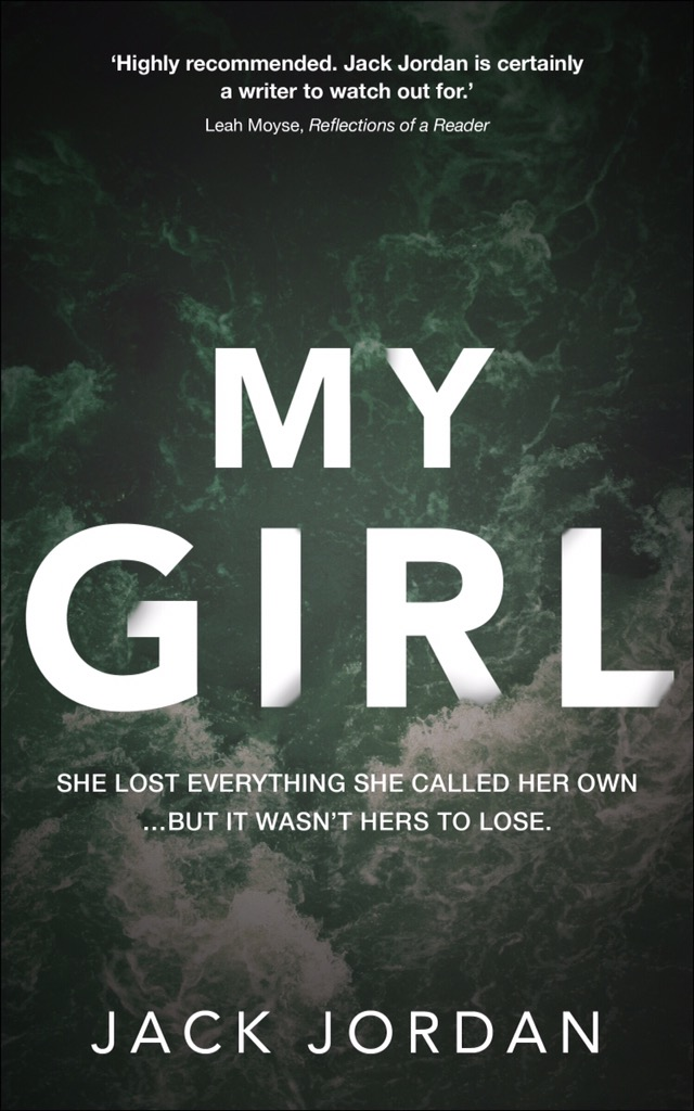 My Girl by Jack Jordan *Blog Tour*