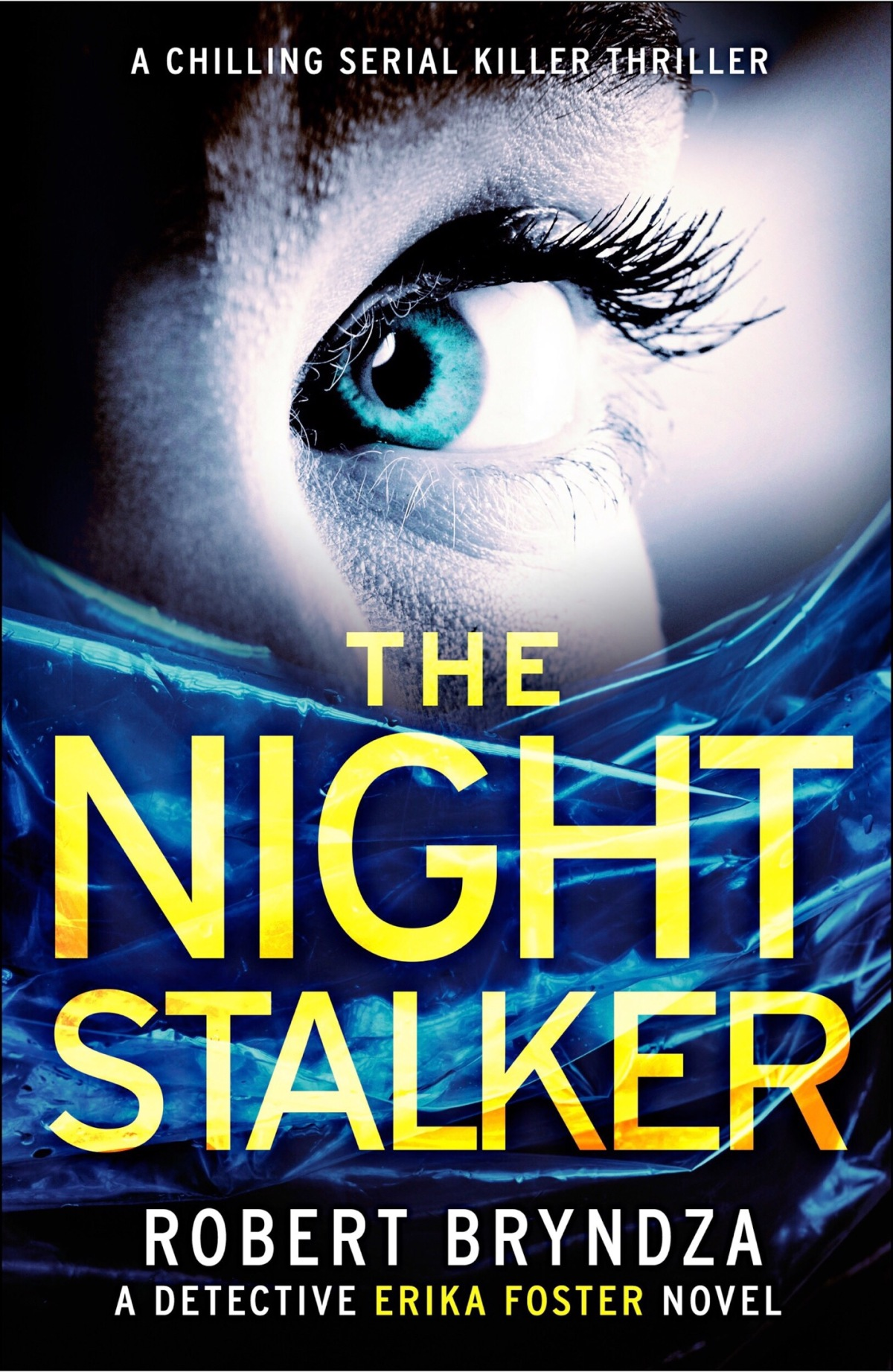 The Night Stalker by Robert Bryndza *Blog Tour*