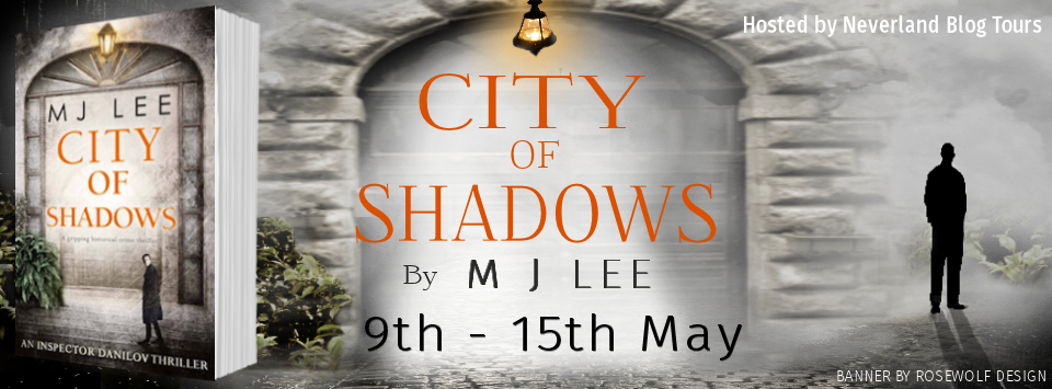 City Of Shadows by MJ Lee Blog Tour