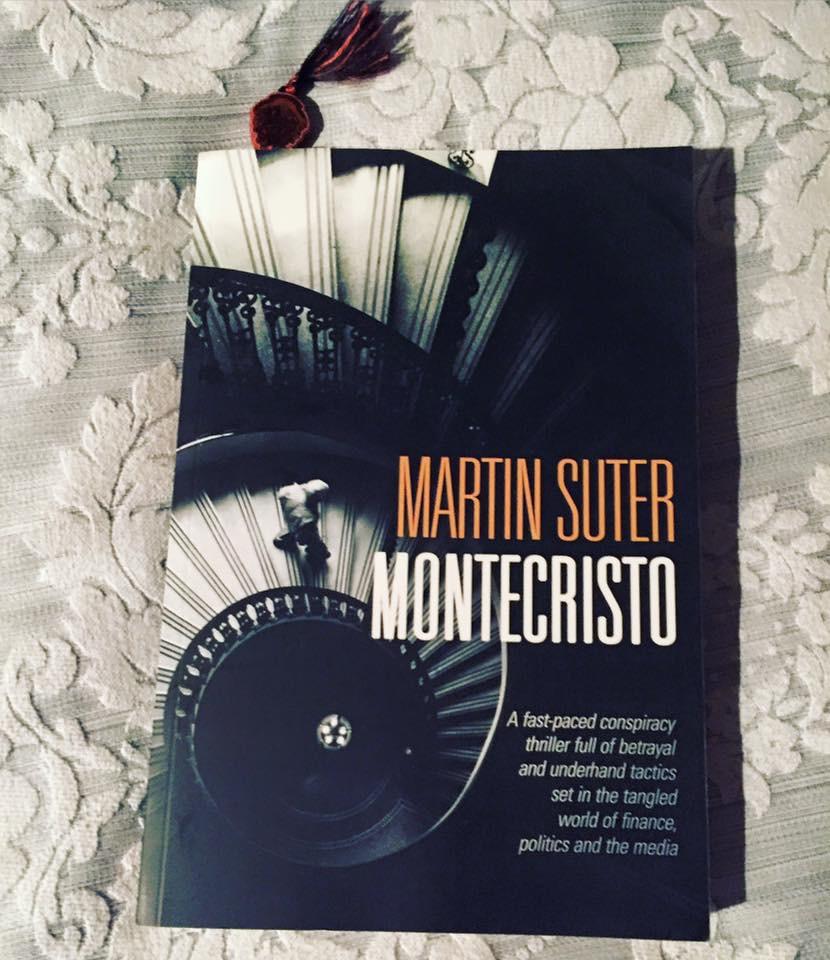 Montecristo by MartinSuter