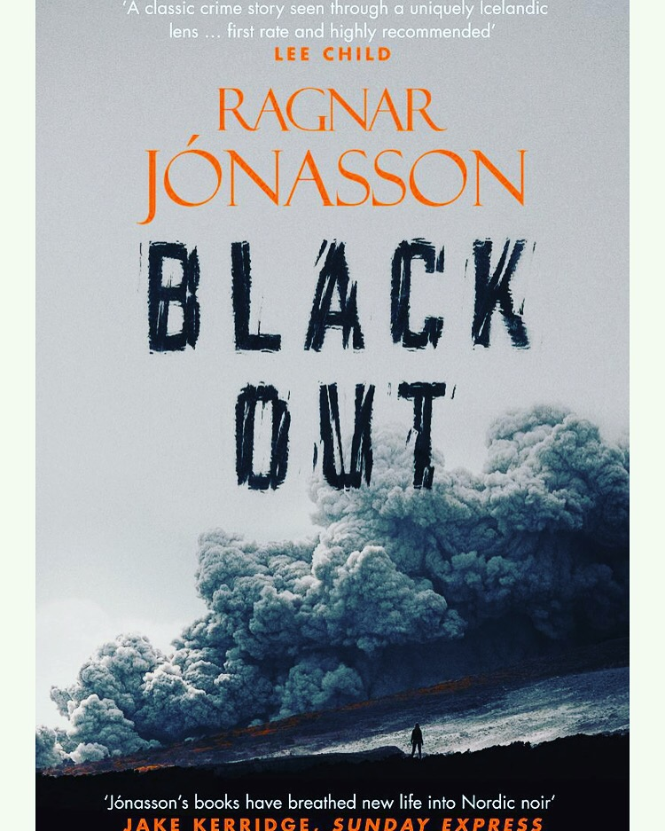 Blackout by Ragnar Jónasson Blog Tour