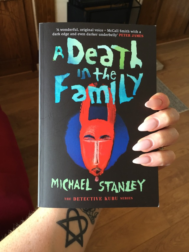 A Death In The Family By Michael Stanley Blog Tour Bibliophile