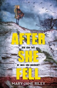 After She Fell final cover