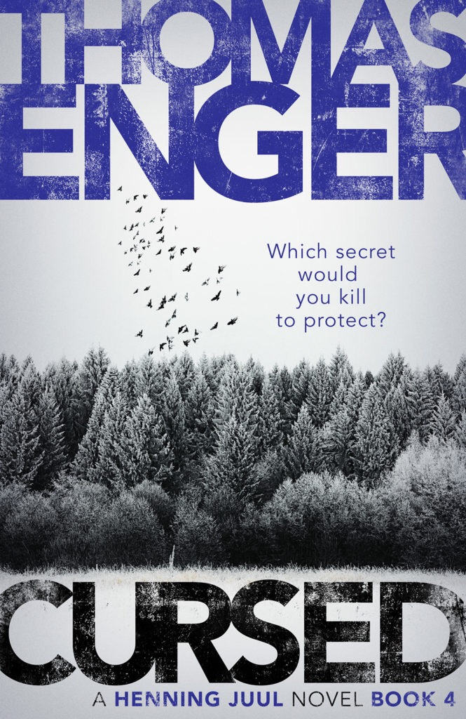 *Blog Tour* Cursed by Thomas Enger