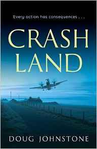*Blog Tour* Crash Land by DougJohnstone
