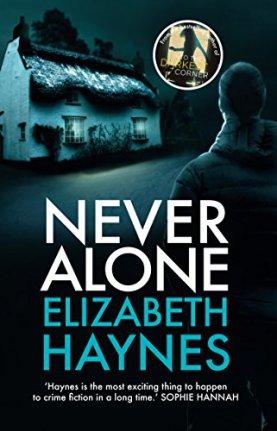 *Blog Tour* Never Alone by ElizabethHaynes