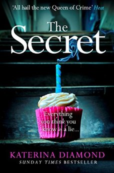 *Blog Tour* The Secret by Katerina Diamond
