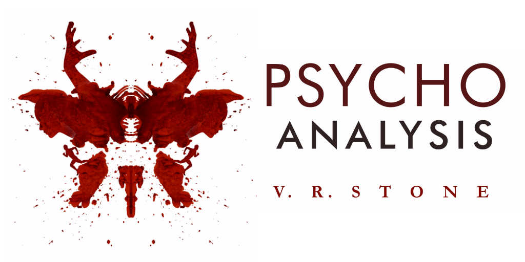 *Blog Tour* PsychoAnalysis by V. R. Stone