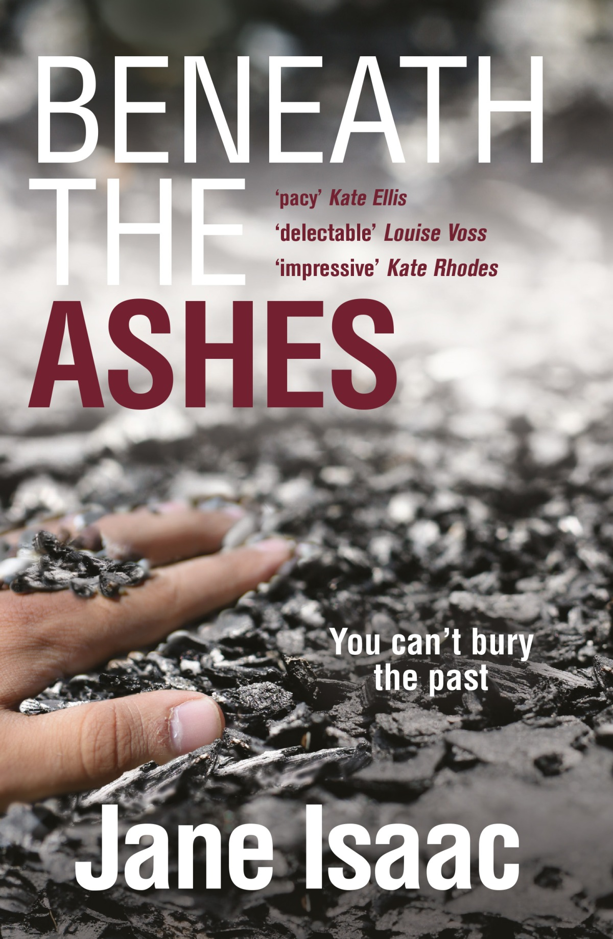 *Blog Tour* Beneath The Ashes by JaneIsaac