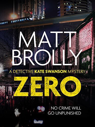 *Blog Tour* Zero by Matt Brolly