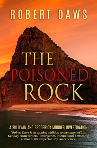 The Poisoned Rock by Robert Daws *Ellen's Review*