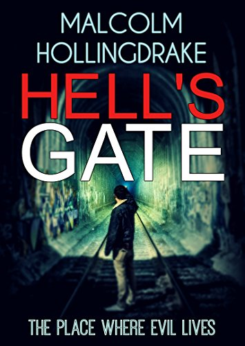 *Blog Tour* Malcolm Hollingdrake Hell'sGate