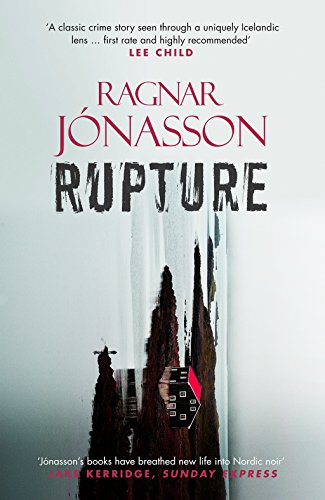Rupture by Ragnar Jónasson