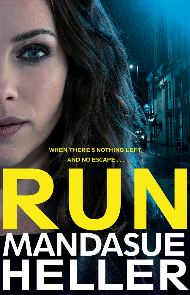 *Blog Tour* Run by Mandasue Heller