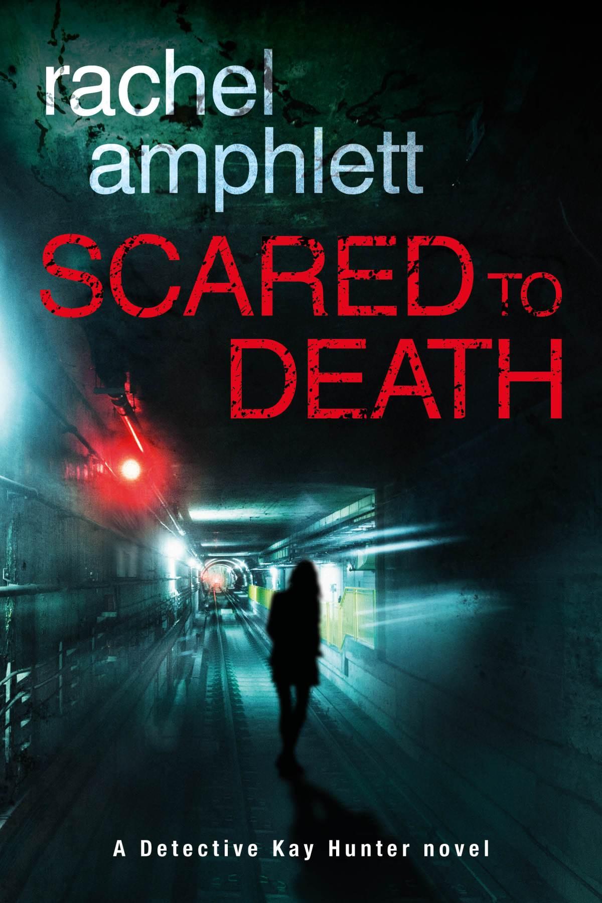 *Blog Tour* Scared To Death by Rachel Amphlett ~ Ellen'sReview