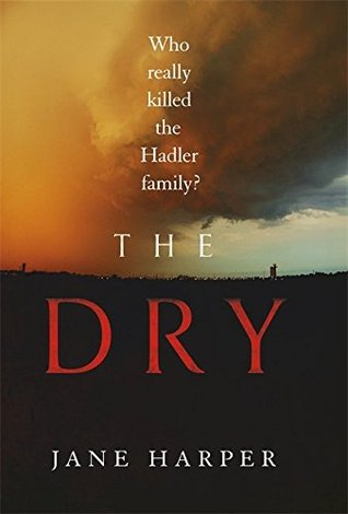*Blog Tour* The Dry by Jane Harper