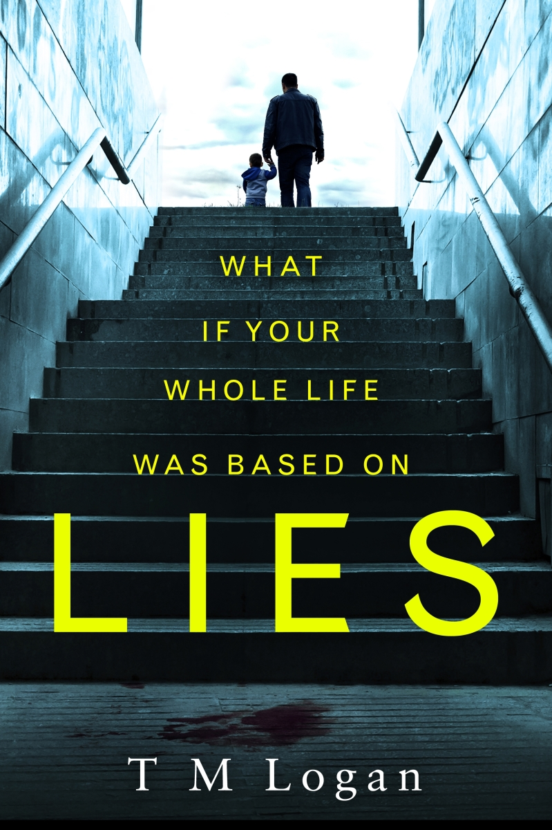Image result for lies by tm logan