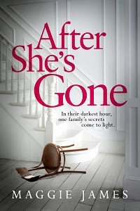 *Blog Tour* After She's Gone by Maggie James