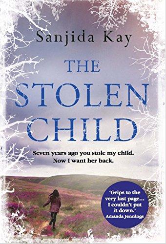 The Stolen Child by Sanjida Kay BlogTour