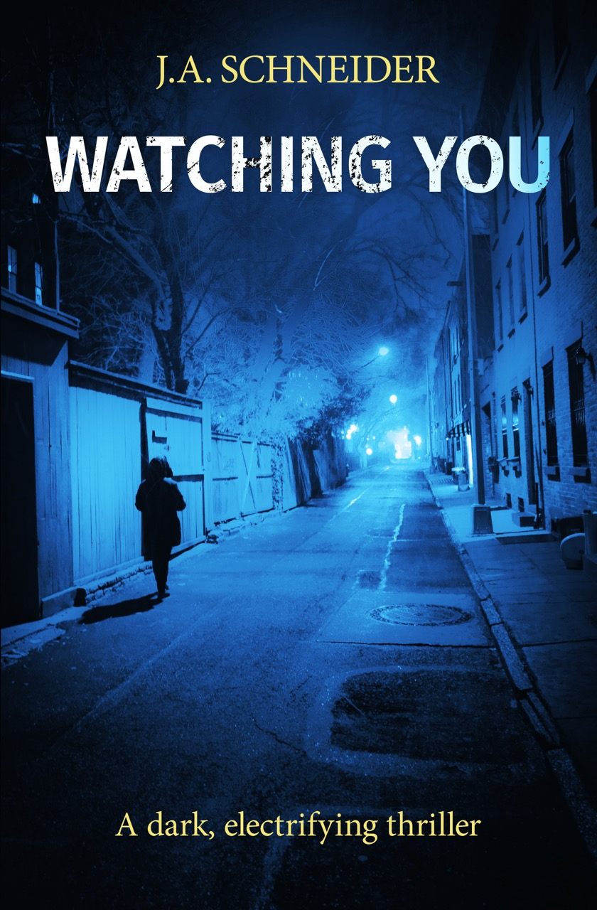 J. A. Schneider~ Watching You #covershare