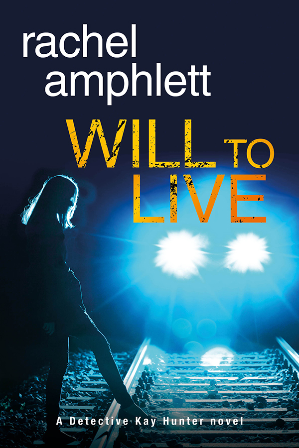 *Blog Tour* Will to Live by Rachel Amphlett ~Ellen's Review