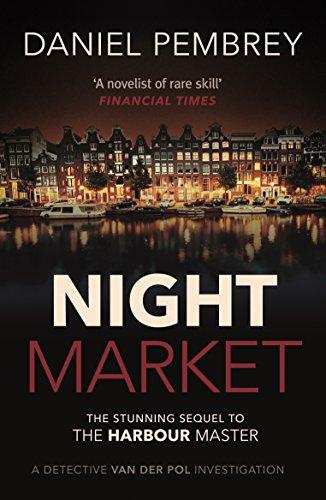 ~Night Market by Daniel Pembrey~ Blog Tour~ Guestpost
