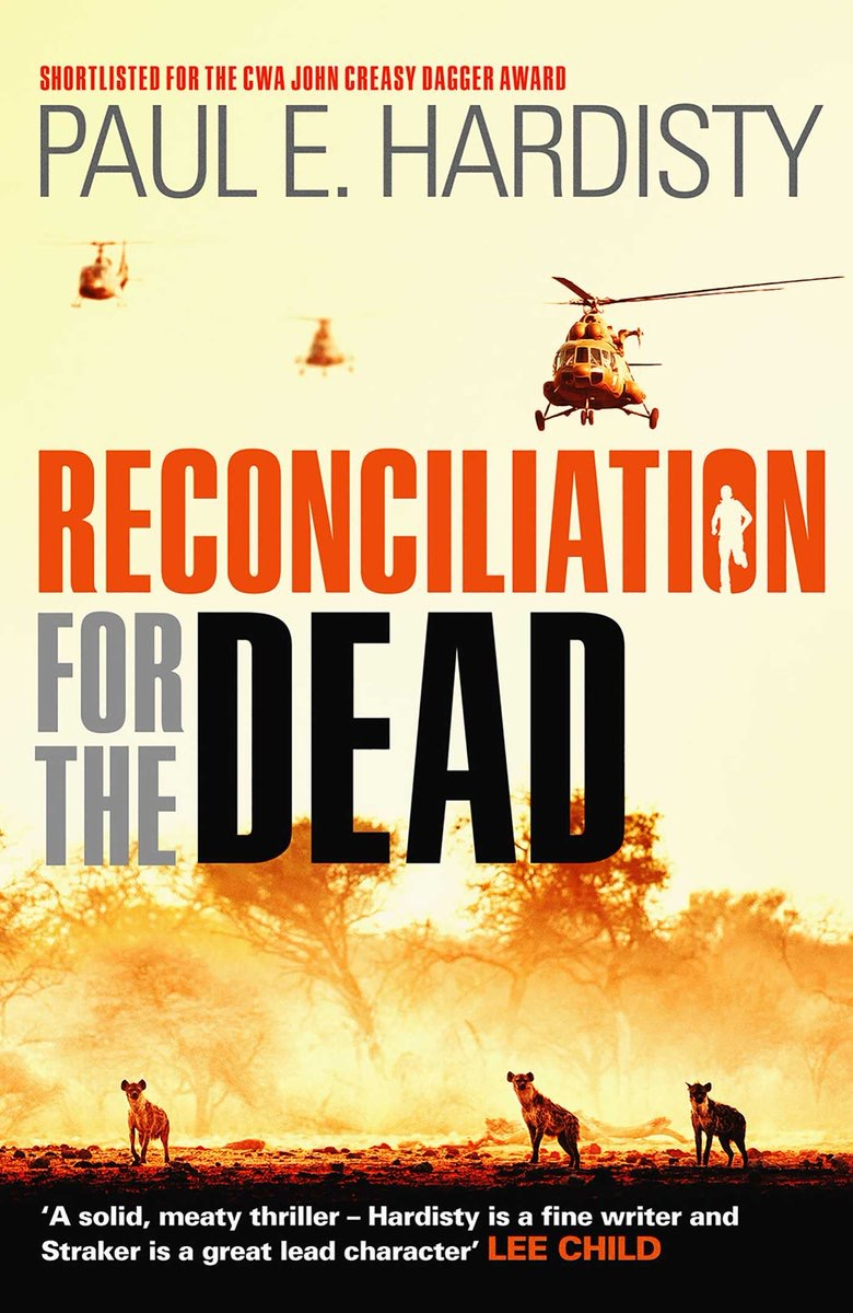 ~Blog Tour Review~Reconciliation for the Dead by Paul Hardisty