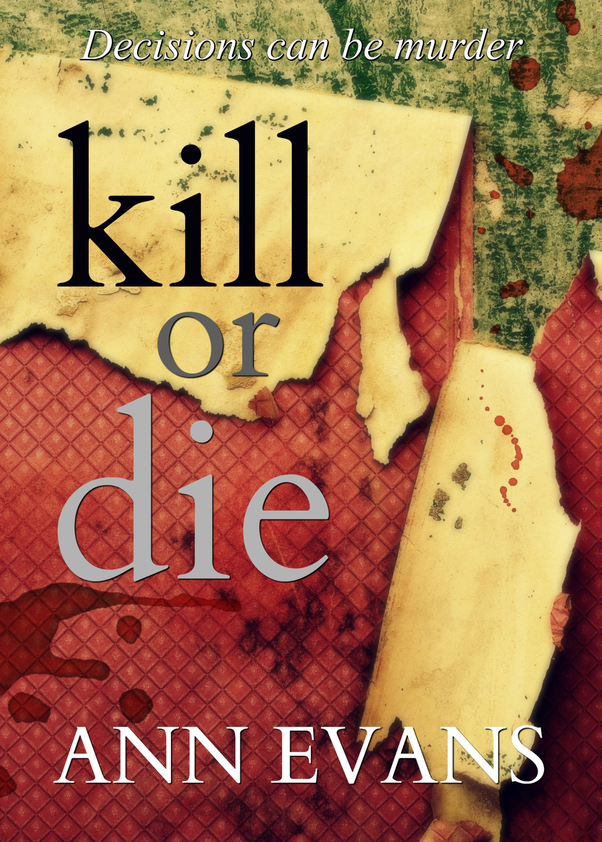 *Blog Tour* Kill or Die by Ann Evans