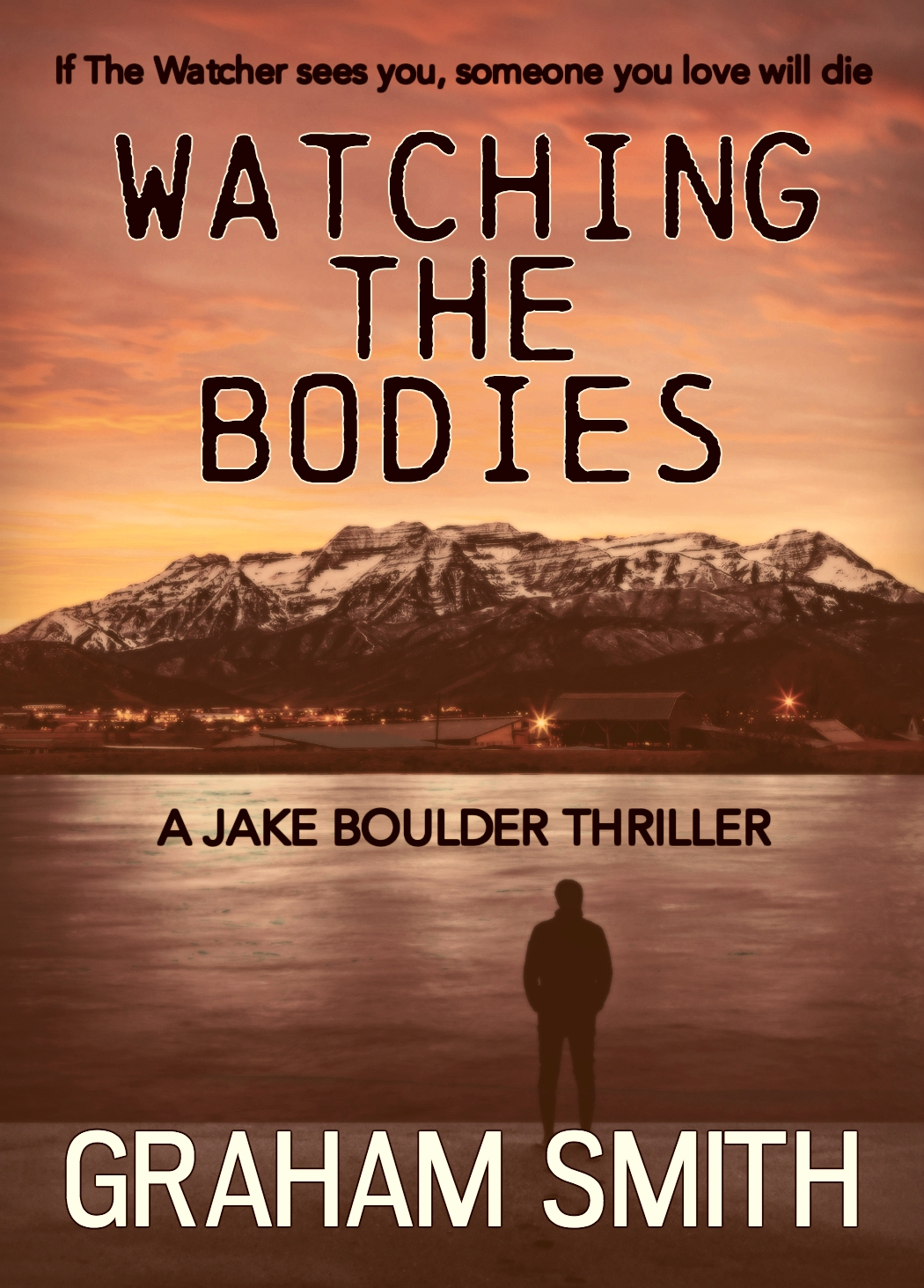 *Blog Tour* Watching the Bodies by Graham Smith