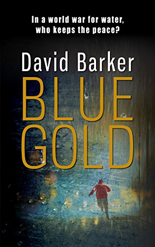~Blog Tour Q&A~ Blue Gold by David Barker