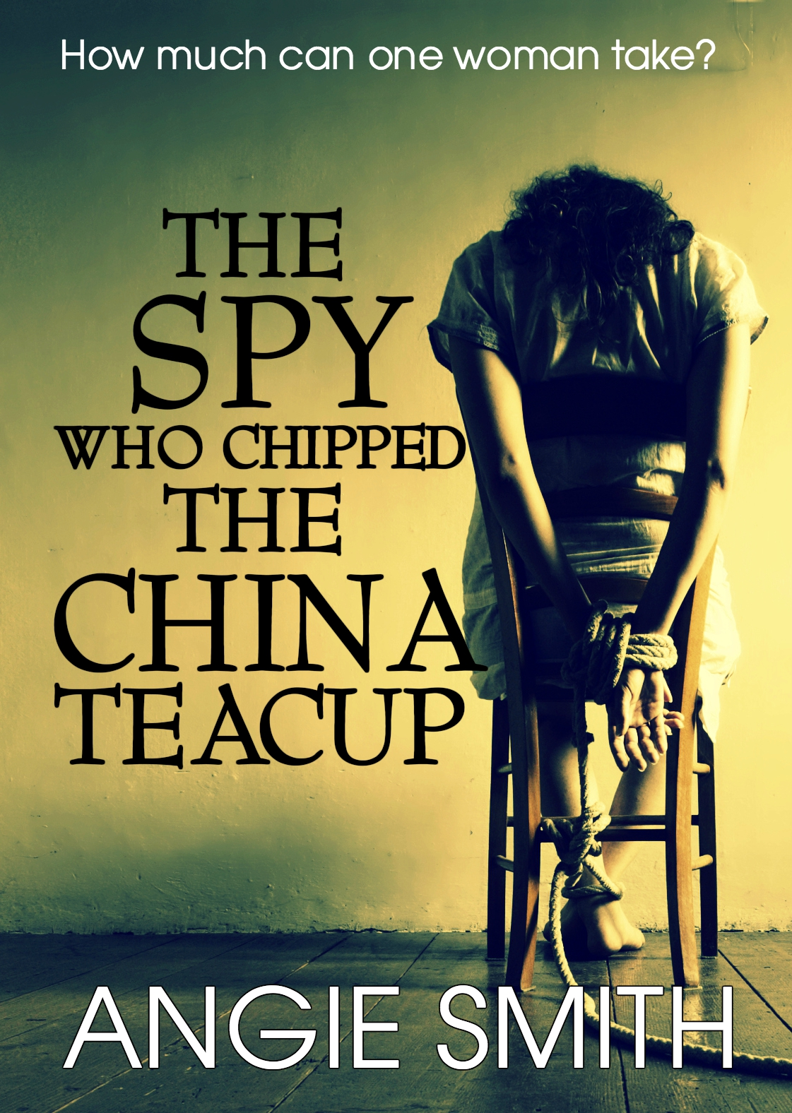 ~Blog Tour~ The Spy Who Chipped The China Teacup by Angie Smith~Ellen's Review