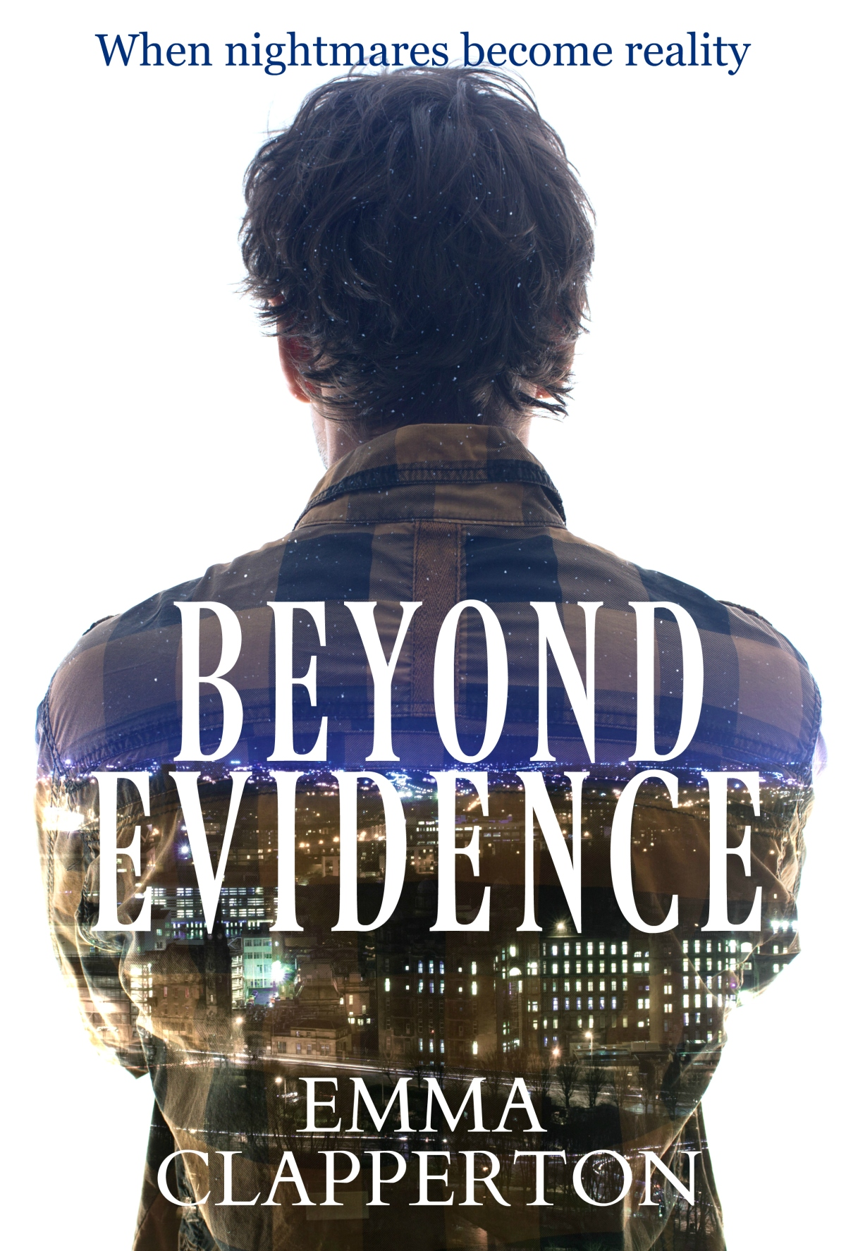~Blog Tour Extract~ Beyond Evidence by EmmaClapperton