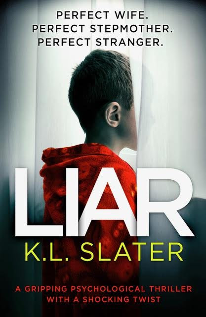 ~Blog Tour~ Liar by K. L. Slater Ellen's Review