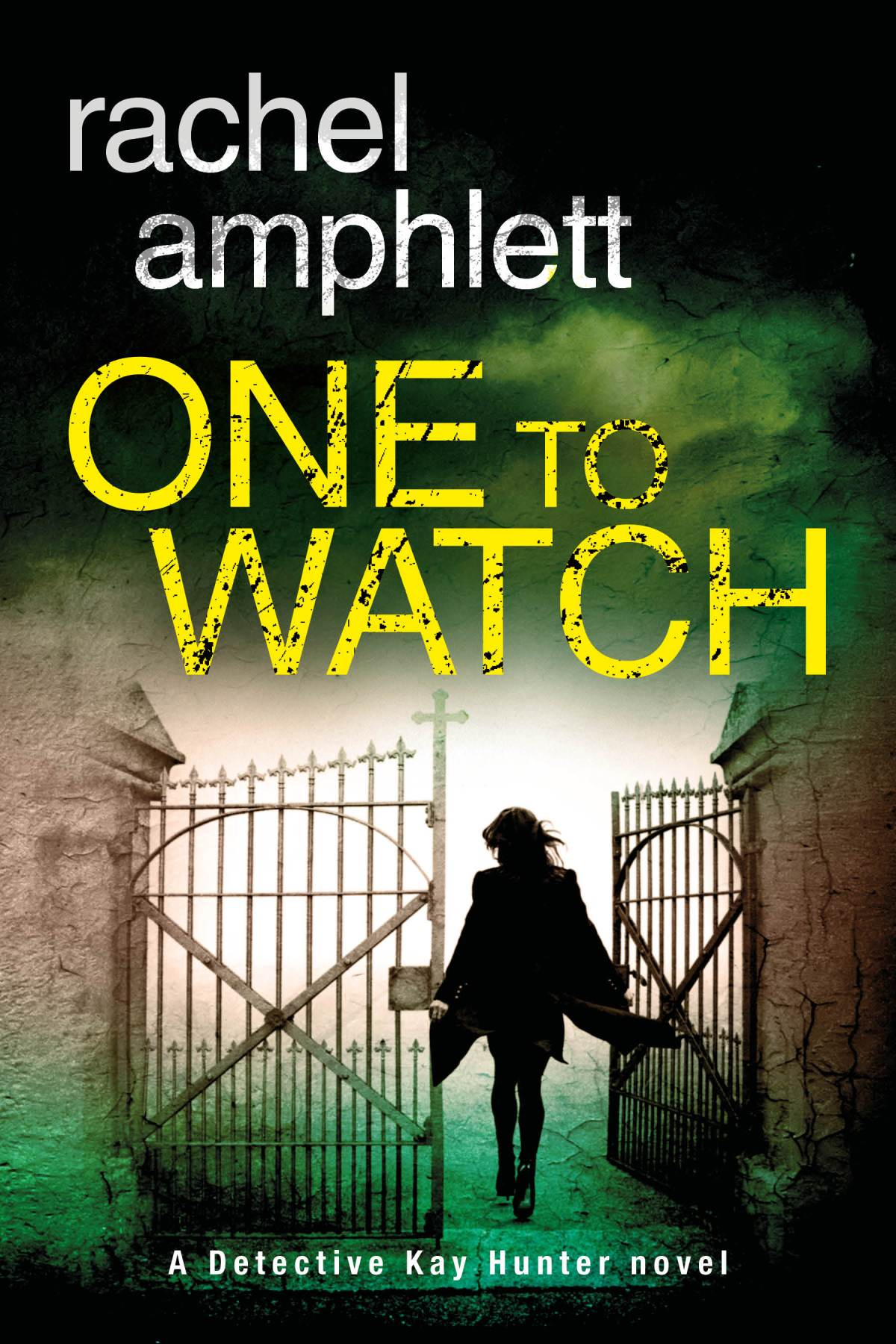 ~Blog Tour~ One To  Watch by Rachel Amphlett~ Ellen's Review