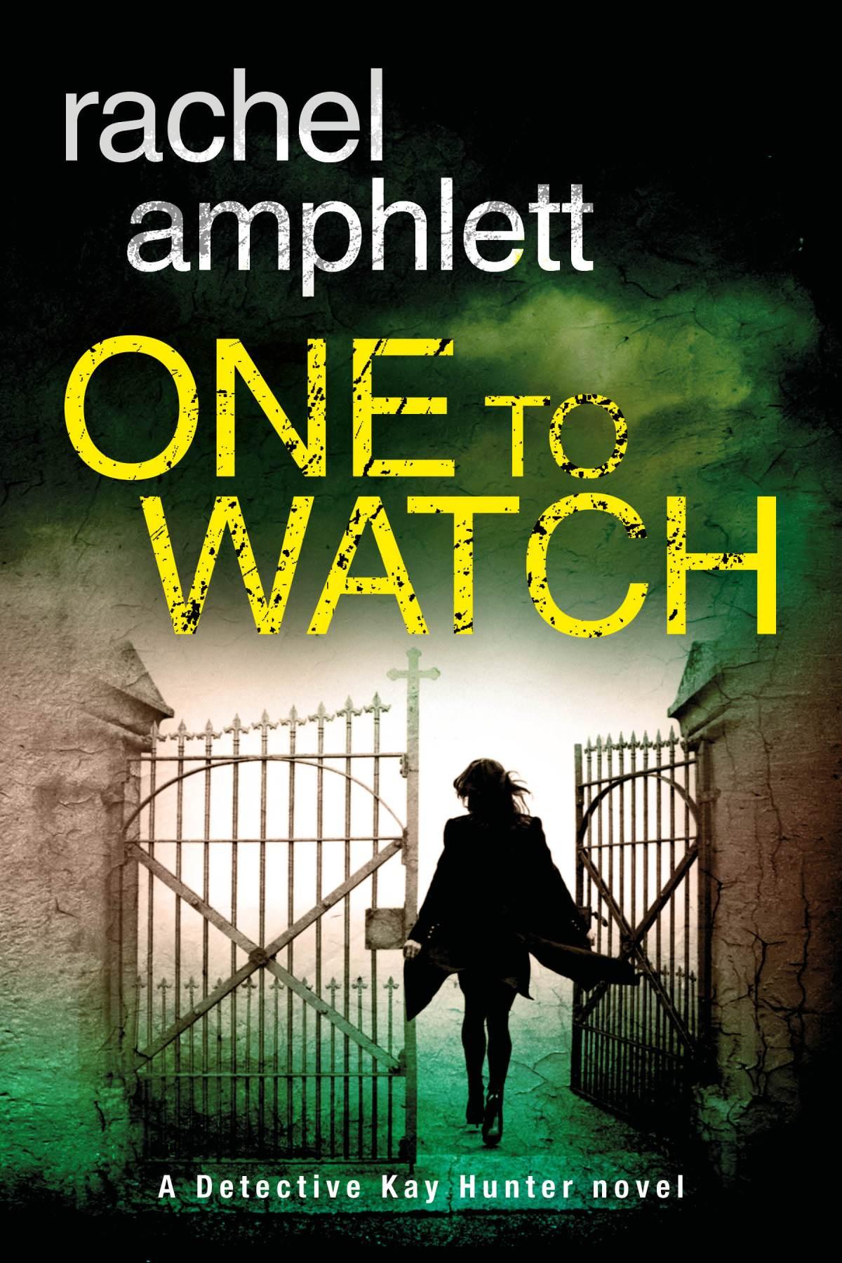 ~Blog Tour~ One To  Watch by Rachel Amphlett~ Ellen'sReview