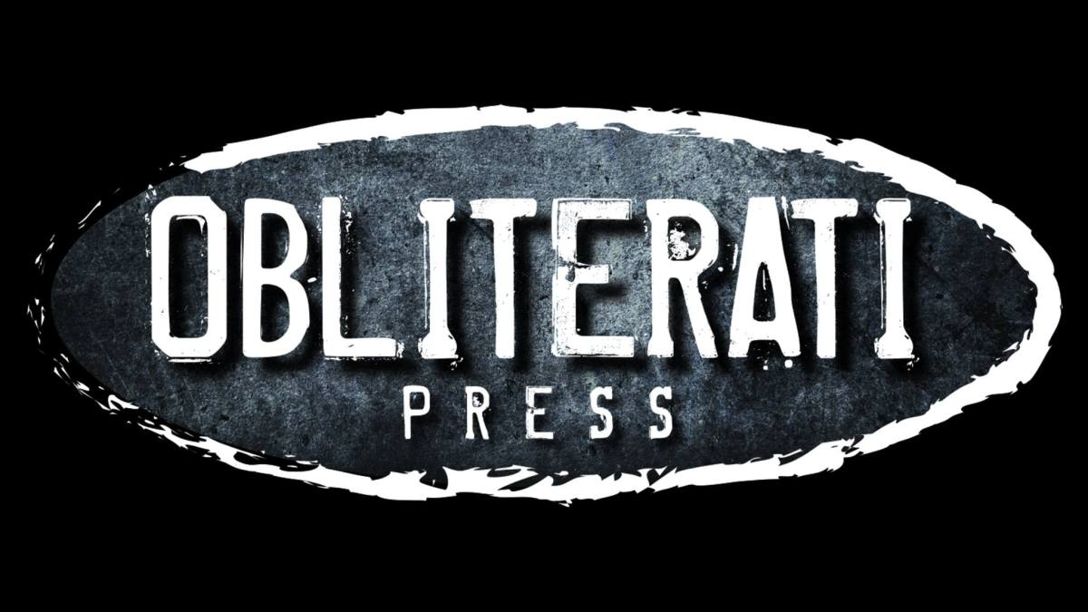 ~Guest Post~ Nathan O'Hagan of Obliterati Press