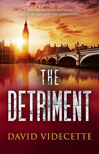The Detriment Publication Day Q&A with David Videcette