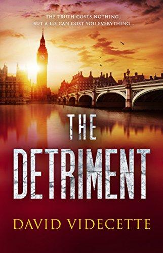 The Detriment Publication Day Q&A with DavidVidecette
