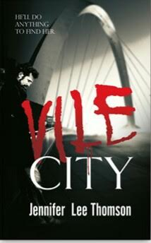 ~Blog Tour~ Vile City by Jennifer Thomson~Ellen's Review