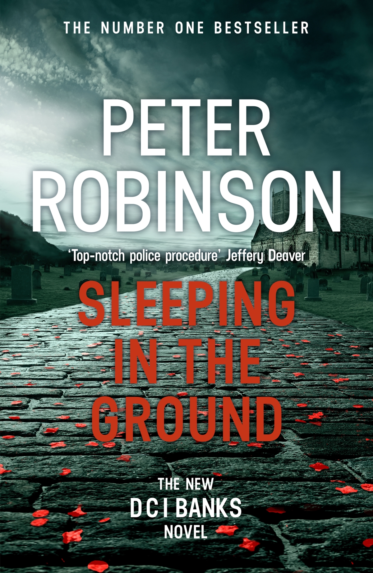 Author Q&A with PeterRobinson