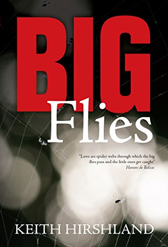 Big Flies by Keith Hirshland~ Ellen's Review