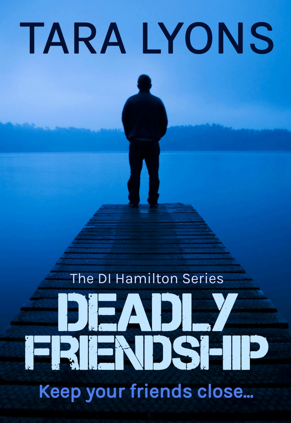~Blog Tour Review~ Deadly Friendship by Tara Lyons
